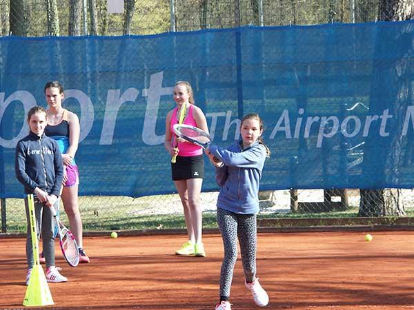 Oster Tenniscamp